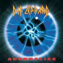 Def Leppard: Adrenalize, CD