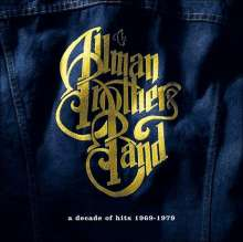 The Allman Brothers Band: A Decade Of Hits 1969 - 1979, CD
