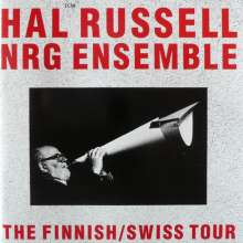 Hal Russell (1926-1992): The Finnish-Swiss Tour, LP