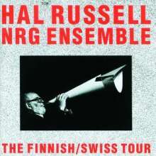 Hal Russell: The Finnish-Swiss Tour, CD