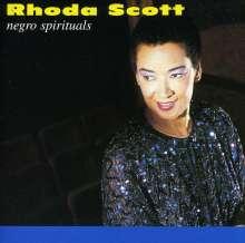 Rhoda Scott: Negro Spirituals, CD