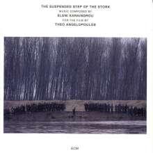 Eleni Karaindrou (geb. 1939): The Suspended Step Of The Stork, CD