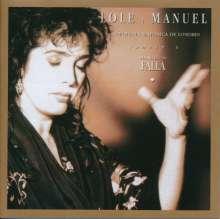 Lole Y Manuel: Cantan A Manuel De Falla, CD