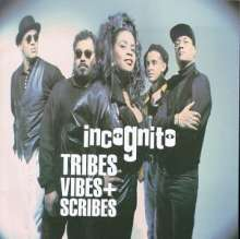 Incognito: Tribes Vibes & Scribes, CD