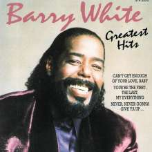 Barry White: Greatest Hits, CD