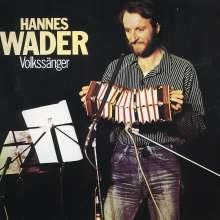 Hannes Wader: Volkssänger, CD
