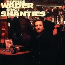 Hannes Wader: Hannes Wader singt Shanties, CD