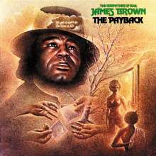 James Brown: The Payback, CD