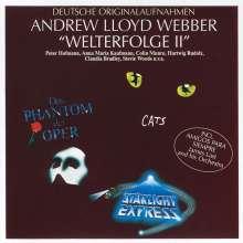 Andrew Lloyd Webber (geb. 1948): Musical: Welterfolge Vol.2, CD