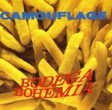 Camouflage: Bodega Bohemia, CD
