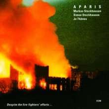 Aparis: Despite The Fire-Fighters' Efforts..., CD