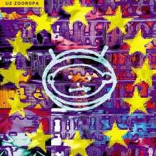 U2: Zooropa, CD