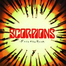 Scorpions: Face The Heat, CD