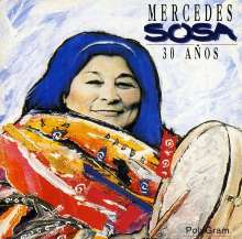 Mercedes Sosa: 30 Anos, CD