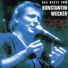 Konstantin Wecker: Zeitlos - Das Beste von Konstantin Wecker, CD