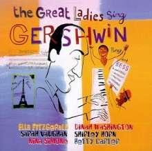 Va-Great Ladies Sing Ge: Great Ladies Sing Gersh, CD