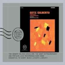 Stan Getz & João Gilberto: Getz / Gilberto, CD