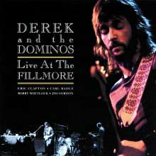 Derek & The Dominos: Live At The Fillmore, 2 CDs