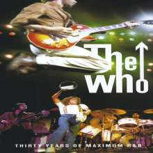 The Who: 30 Years Of Maximum R & B, 4 CDs