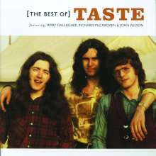 Taste: The Best Of Taste feat. Rory Gallagher, CD