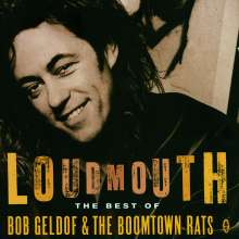 Bob Geldof: Loudmouth - Best Of BG & Boomtown Rats, CD