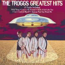 The Troggs: Greatest Hits, CD