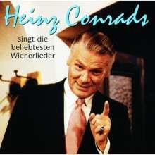 Heinz Conrads: Heinz Conrads singt die beliebtesten Wienerlieder, CD