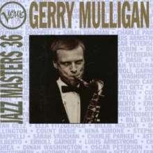 Gerry Mulligan (1927-1996): Verve Jazz Masters, CD