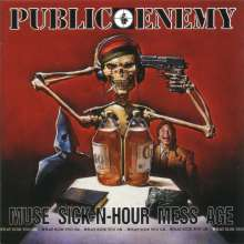 Public Enemy: Muse Sick-N-Hour Mess Age, CD