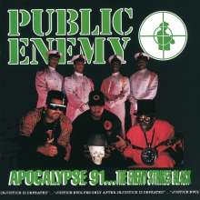 Public Enemy: Apocalypse 91...The Enemy Strikes Black, CD