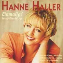 Hanne Haller: Einmalig - Ihre größten Erfolge, CD