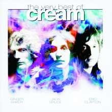 Cream: The Very Best Of Cream, CD