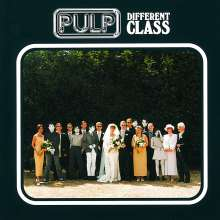 Pulp: Different Class, CD