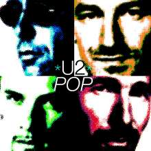 U2: Pop, CD