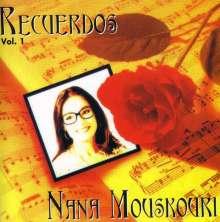 Nana Mouskouri: Recuerdos Vol 1, CD