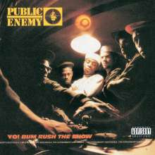 Public Enemy: Yo! Bum Rush The Show, CD