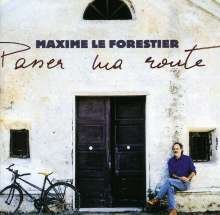 Maxime Le Forestier: Passer ma route, CD
