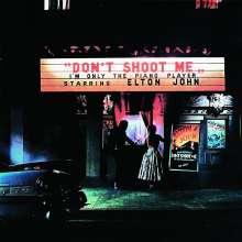 Elton John (geb. 1947): Don't Shoot Me, I'm Only The Piano Player, CD