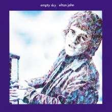 Elton John (geb. 1947): Empty Sky, CD
