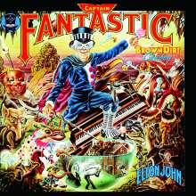 Elton John: Captain Fantastic And The Brown Dirt Cowboy, CD