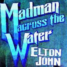 Elton John: Madman Across The Water, CD