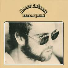 Elton John: Honky Chateau, CD