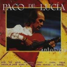 Paco de Lucia (1947-2014): Antologia, 2 CDs