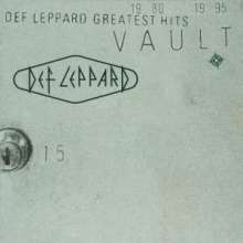 Def Leppard: Greatest Hits: Vault, CD