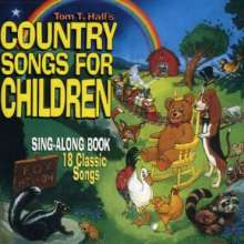 Tom T. Hall: Country Songs For Children, CD