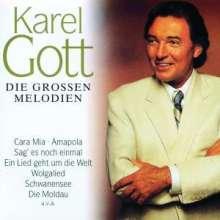 Karel Gott: Die großen Melodien, CD