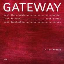John Abercrombie (1944-2017): Gateway - In The Moment, CD