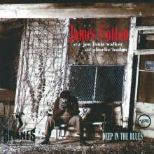 James Cotton: Deep In The Blues, CD