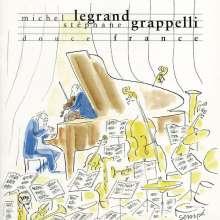 Michel Legrand (1932-2019): Douce France, CD