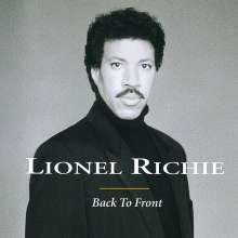 Lionel Richie: Back To Front, CD